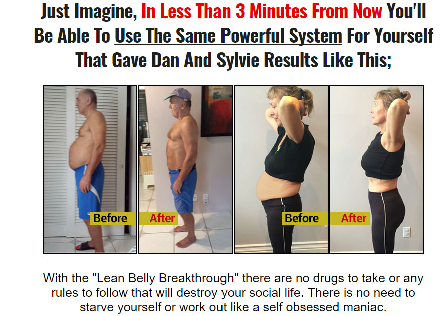 the lean belly breakthrough review